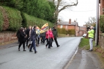 School walk Perton